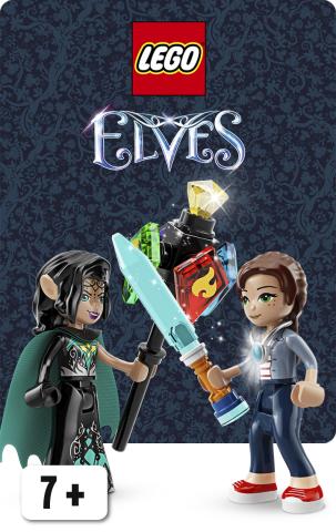 Elves Minifigurer