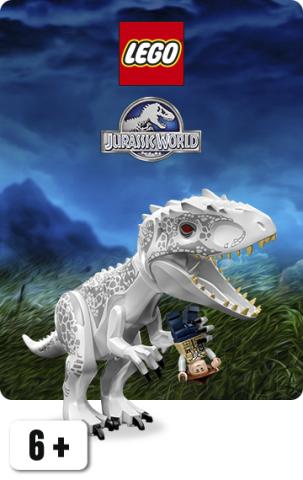 Jurassic World Minifigurer