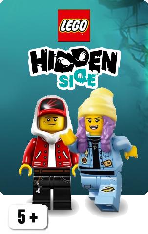 Hidden Side Minifigurer