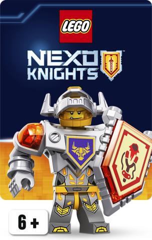 Nexo Knights Askar