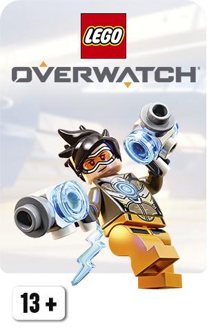 Overwatch Minifigurer