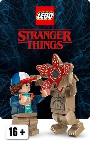 Stranger Things Minifigurer