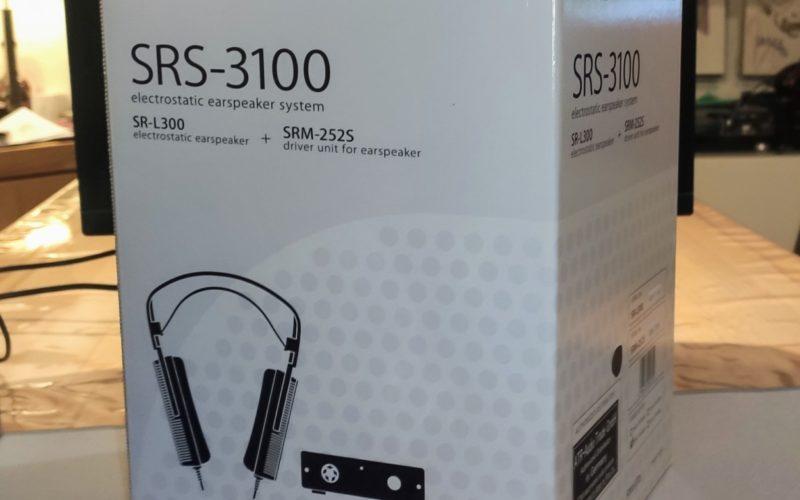 STAX SRS-3100 im Test – Der Einstieg in die Stax-Welt!?