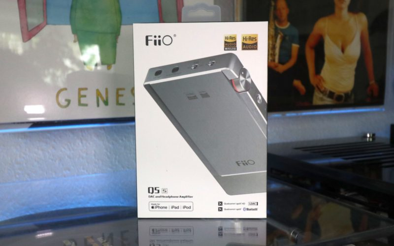 Fiio Q5s im Test – mobiler Kopfhörerverstärker in Premium-Qualität