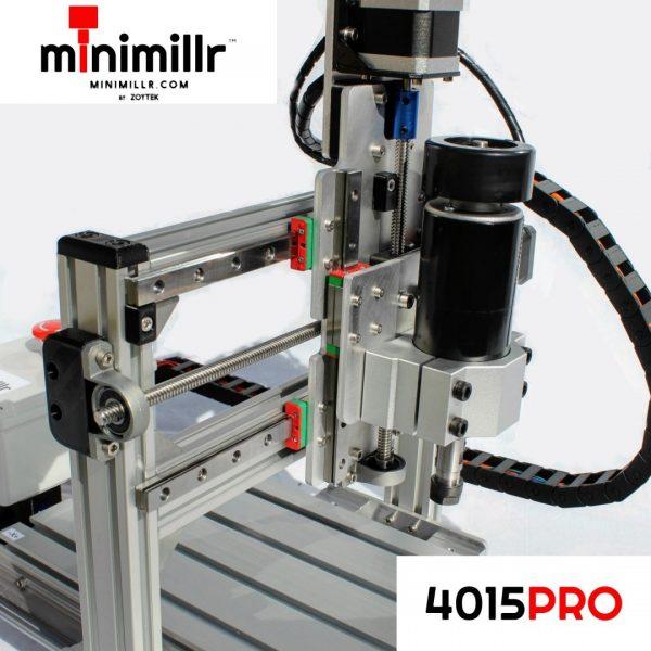 Minimillr 4015PRO desktop cnc router machine