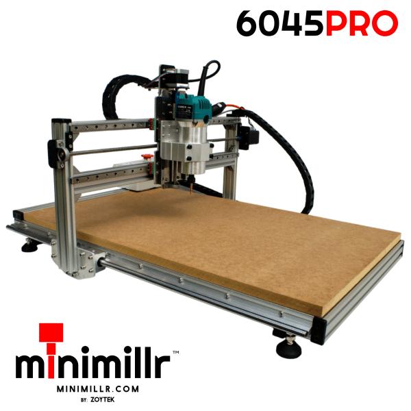 minimillr small cnc machine uk 6045