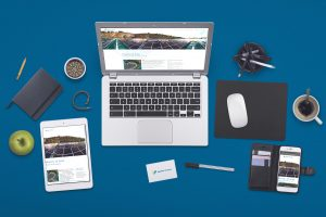 Nieuwe website Ministry Of Solar