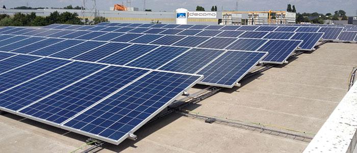 l' Énergie Solaire en toiture