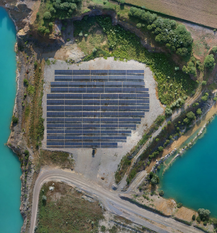 partenaire pour énergie solaire - Carriers Les Peton 01