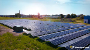 Ground Mounted Solar - Project Oostende