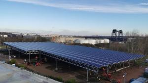 Project: Carport Solar - Brussel