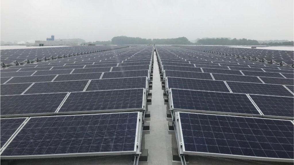 Willebroek rooftop solar