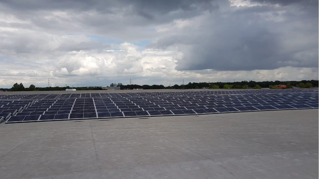 Project: Rooftop Solar - Londerzeel