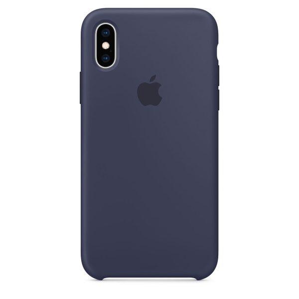 Silikonskal till iPhone X