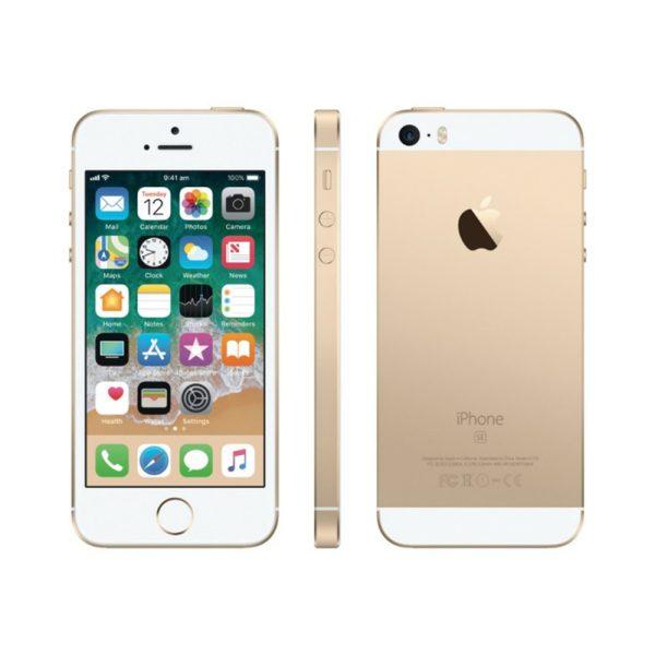 iPhone SE Guld