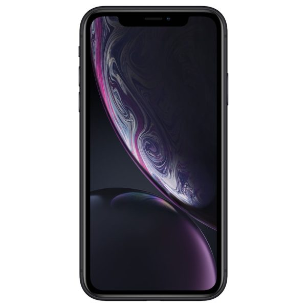 iPhone XR Svart