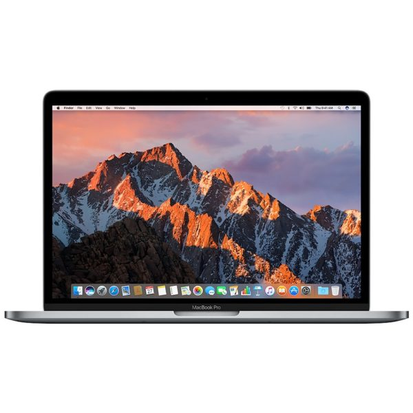 MacBook Pro rymdgrå
