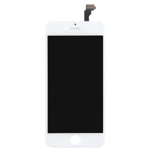iPhone 6 skärm vit
