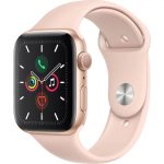 apple-watch-series-5-44mm-guld-alurosa-sand-sportband