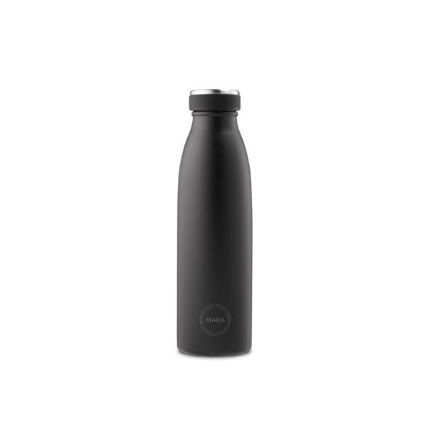Matte Black drikkeflaske