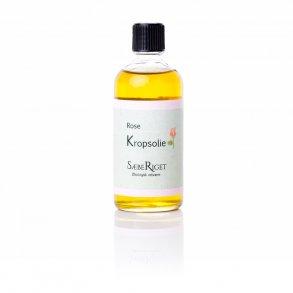 Kropsolie rose