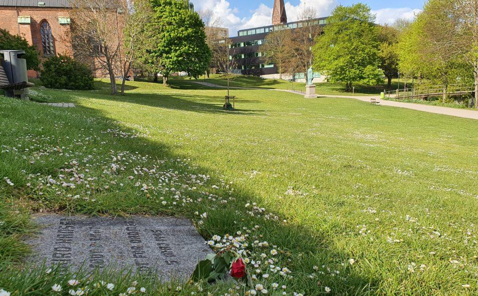 Eventyrhaven 5. maj 1945 blev den blodigste i Odense