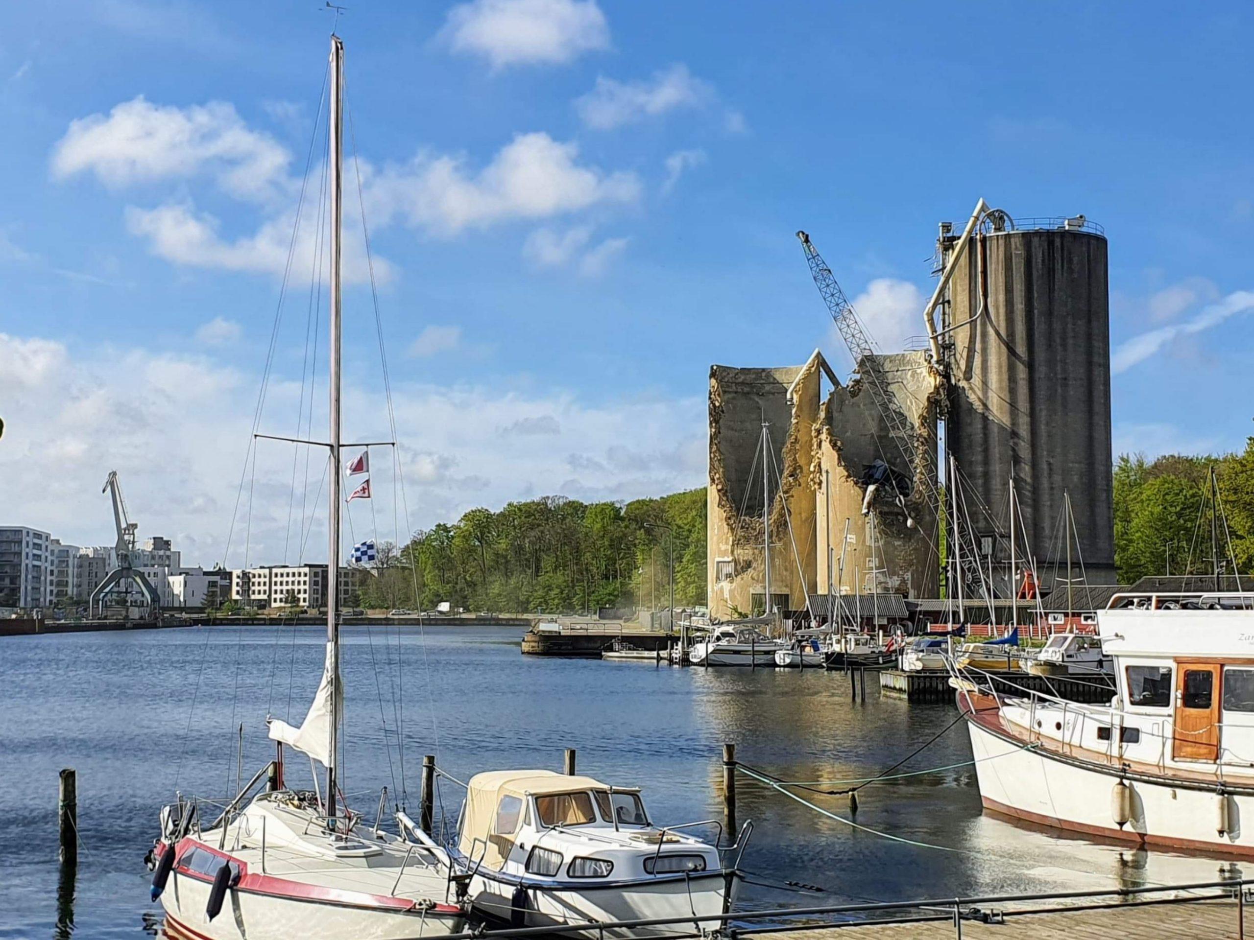 Slut med Aalborg Portland på Odense Havn