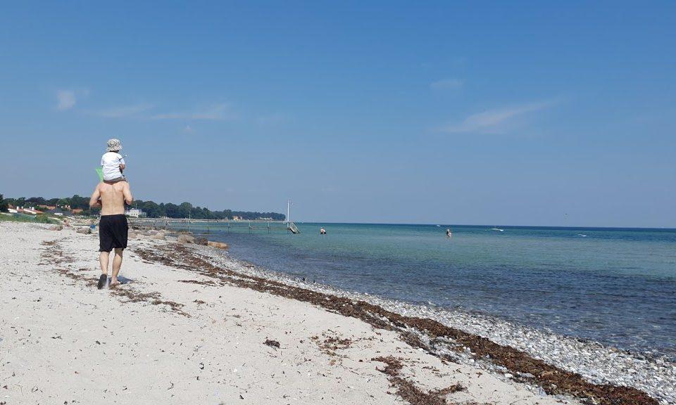 Se de bedste strande på Fyn her