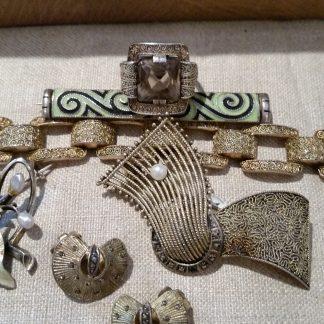 overige en bijzondere oude en antieke sieraden