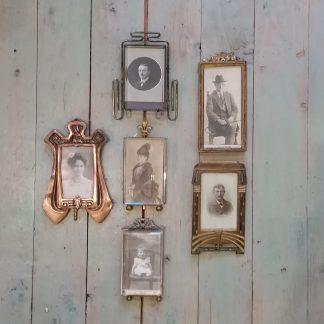 oude en antieke fotolijstjes