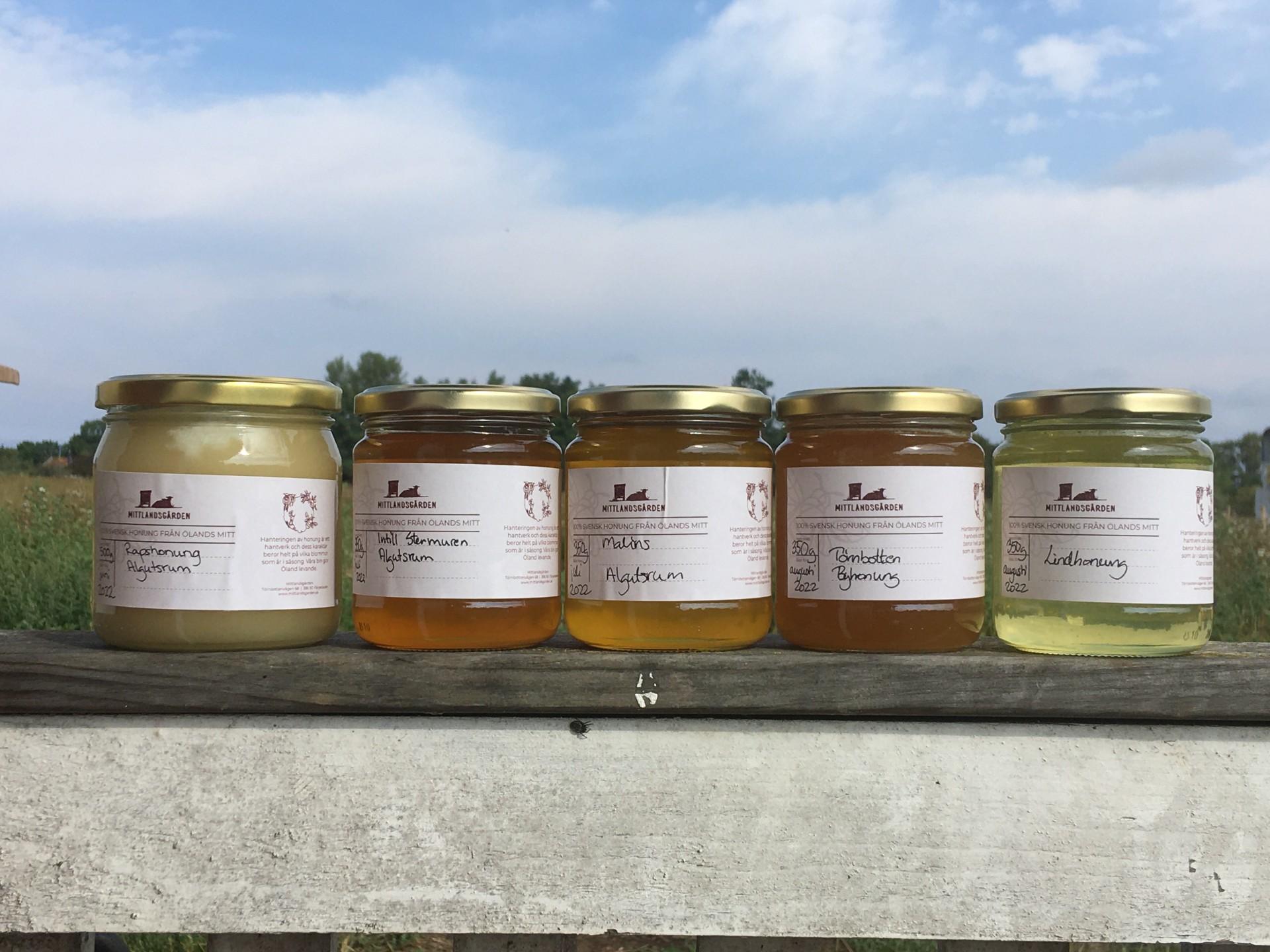 Honungsvariation