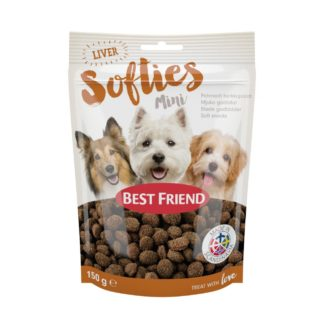 Best Friend Softies Mini Lever 150g