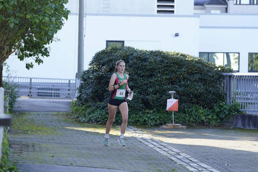 NM-sprint 2020: Birgit Dorthea Kleppa Madslien