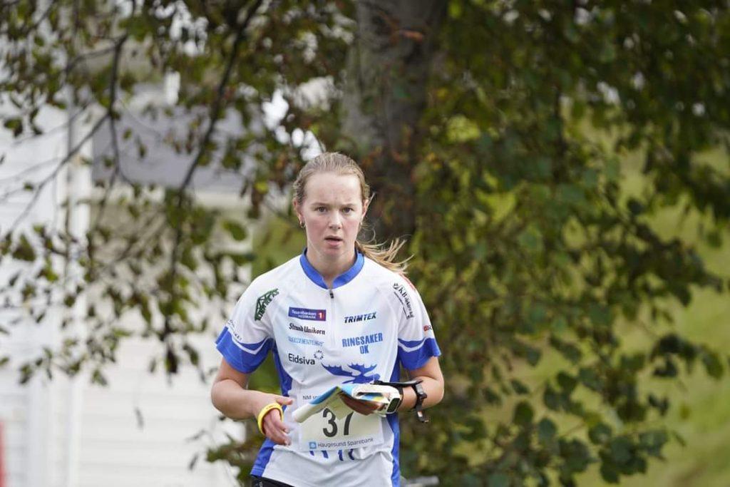 NM-sprint 2020: Ingeborg Hasle Haslestad