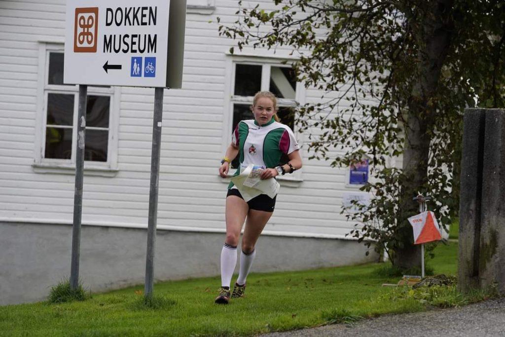 NM-sprint 2020: Ingeborg Rognstad