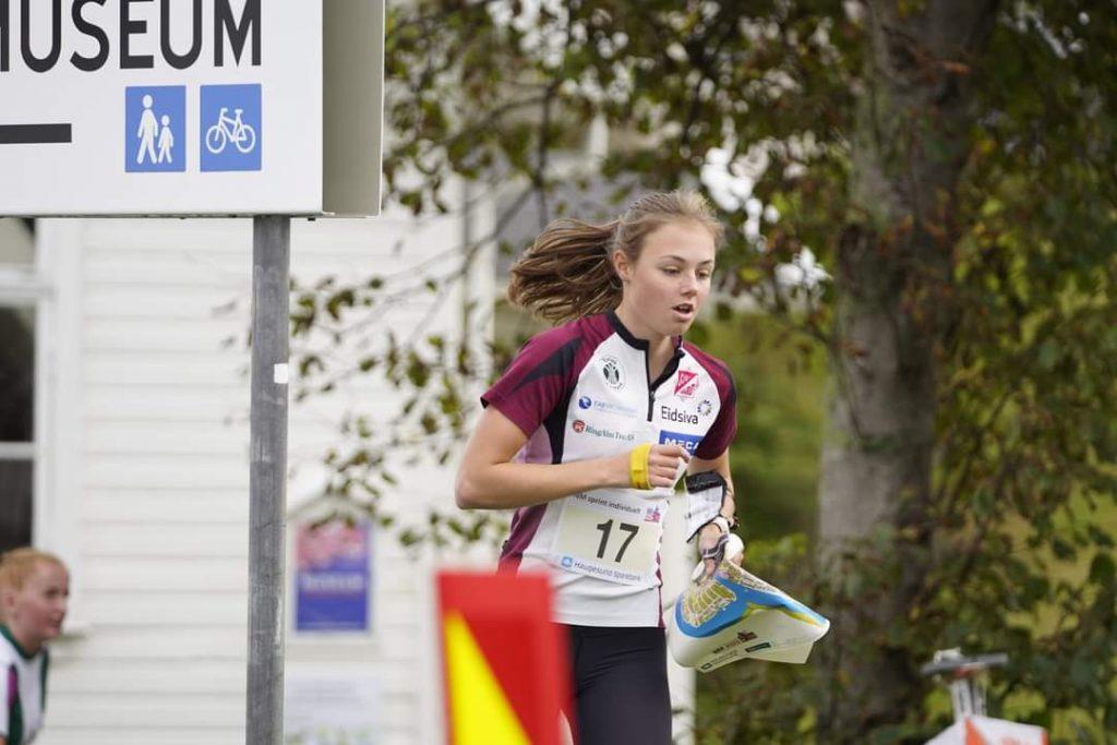 NM-sprint 2020: Kristine Kravdal