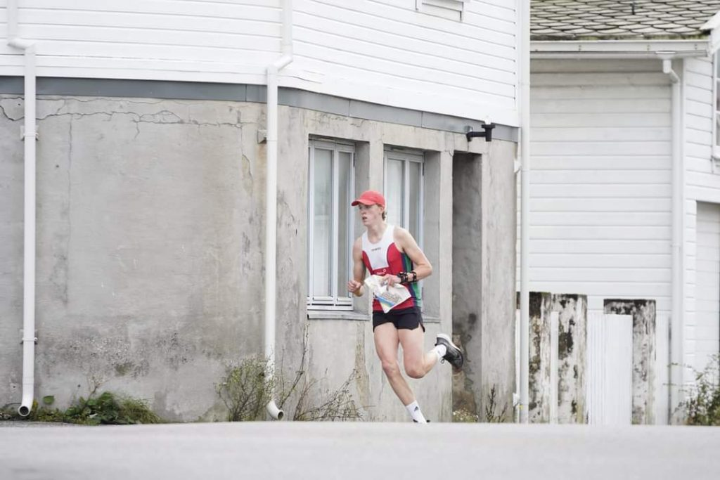 NM-sprint 2020: Njaal Ellegaard Melby