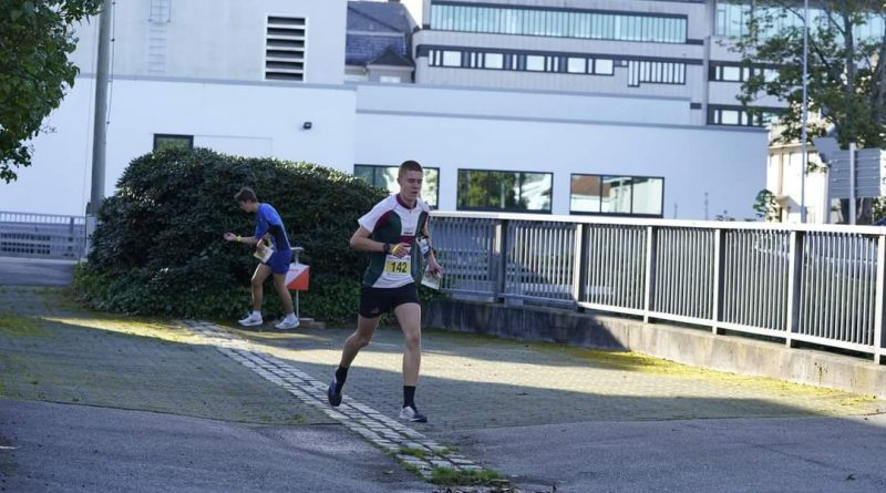 NM-sprint 2020: Sander Tonjer Fingarsen