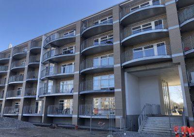 Renovering af to boligblokke – Korsløkkeparken