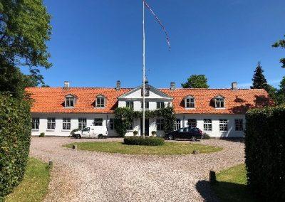 Ullerslev renovering af hovedhus