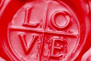 Love oder Liebe - die Trauung besiegelt es