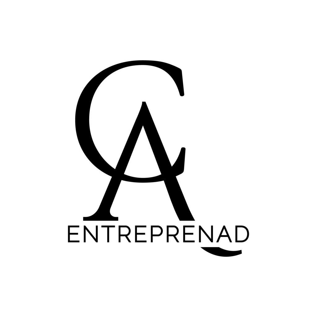 CA Entreprenad logotyp