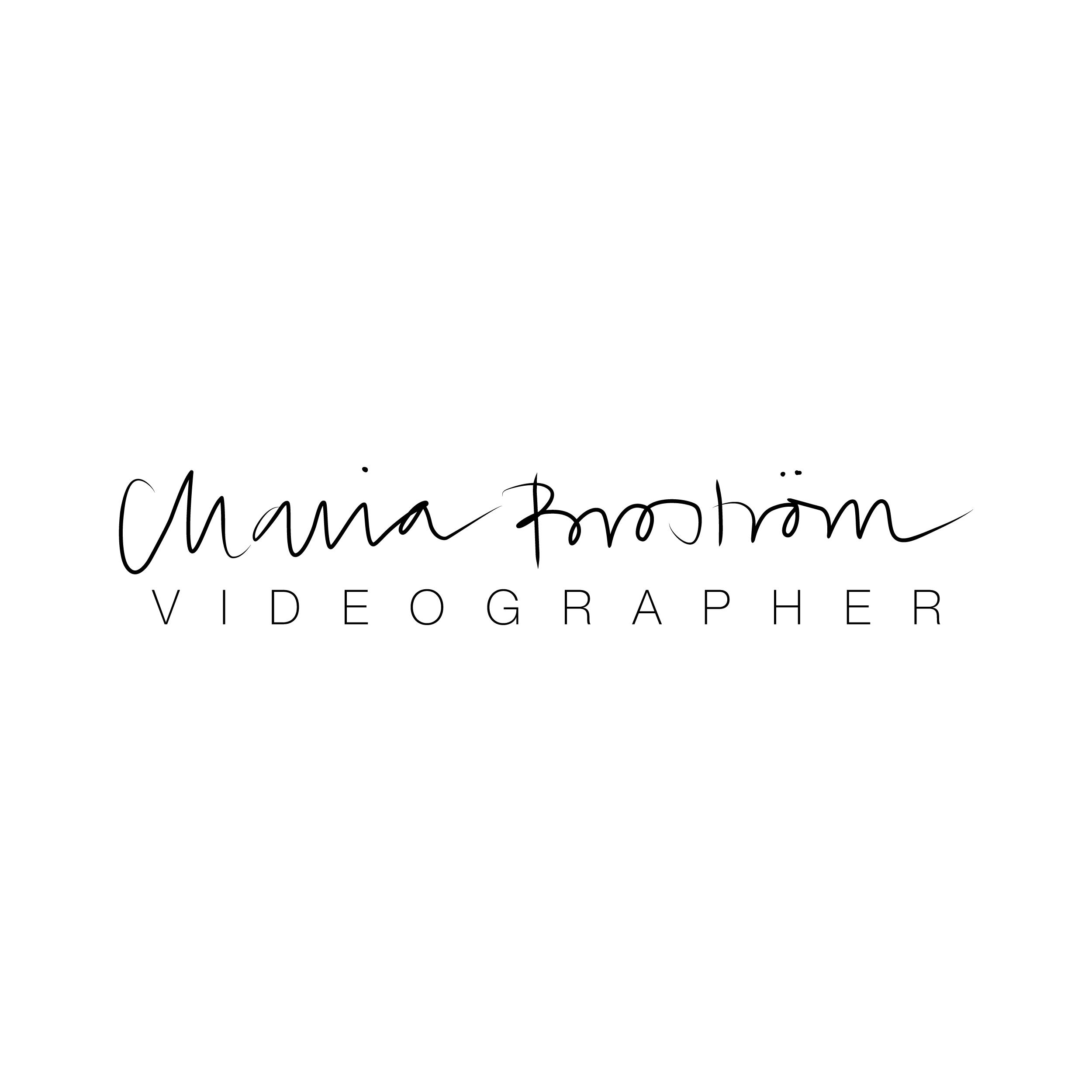 Videograf Maria Broström