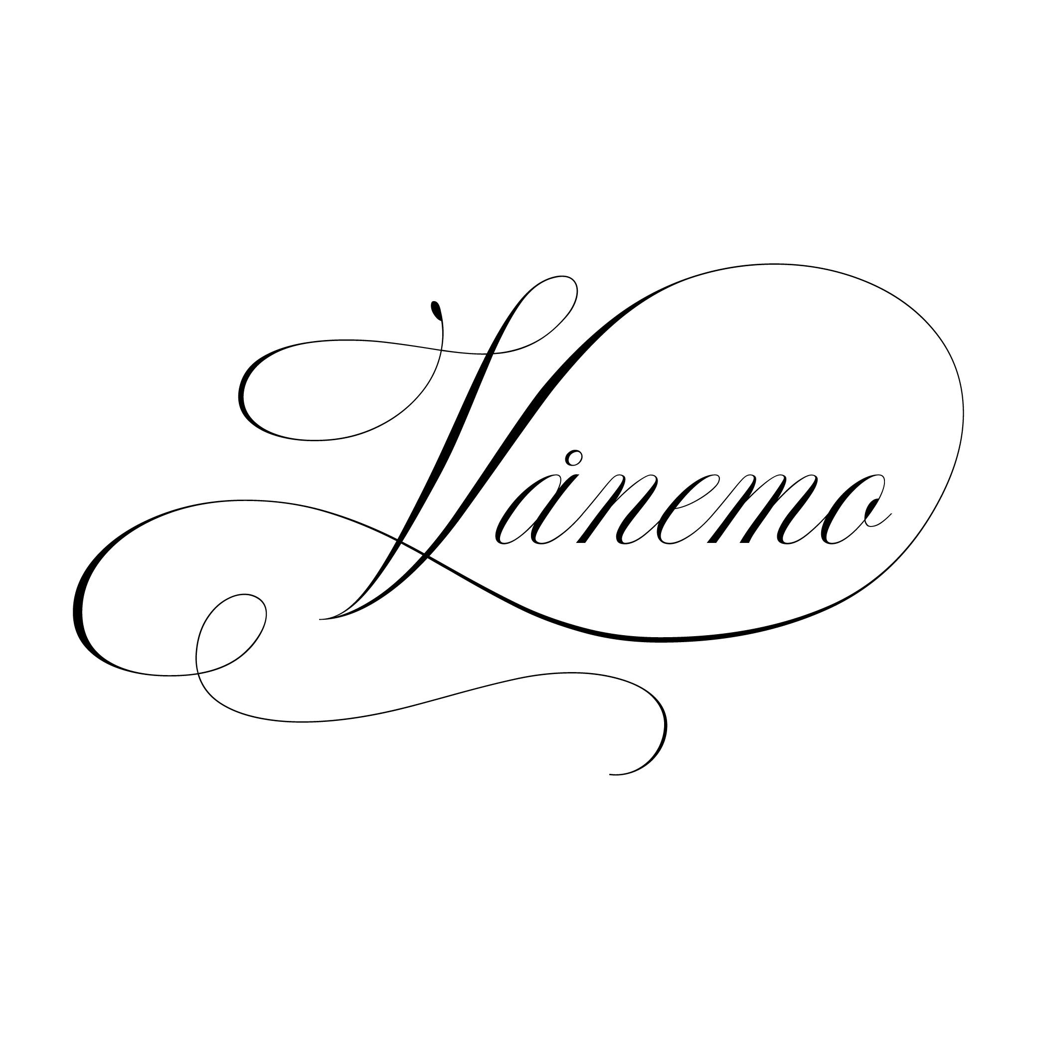 Fotograf Lizette Vånemo Logotyp