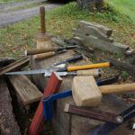 Vibæk vandmølle værktøj