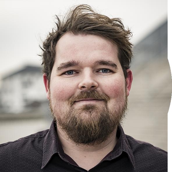 Niels Christian Askholm videograf og projektleder