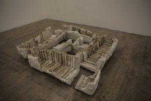 sculpture by Monika Massr