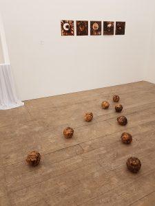 Utställningsbild Nasty Women i Stockholm