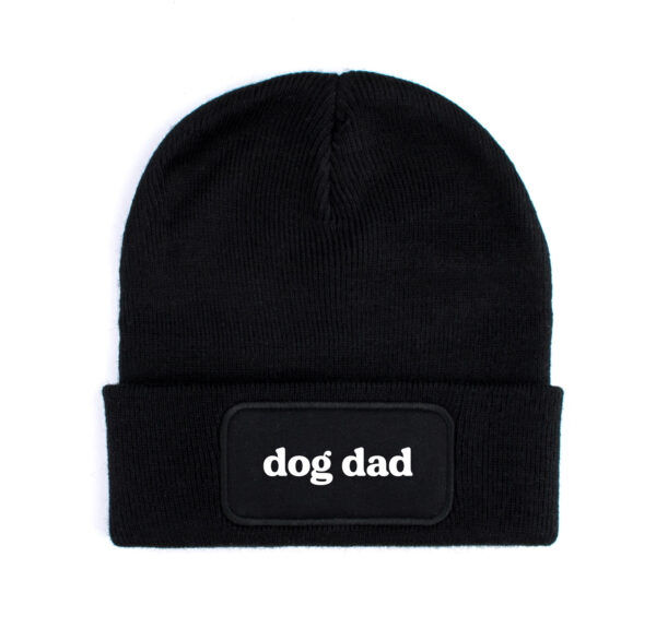 beanie, dog dad
