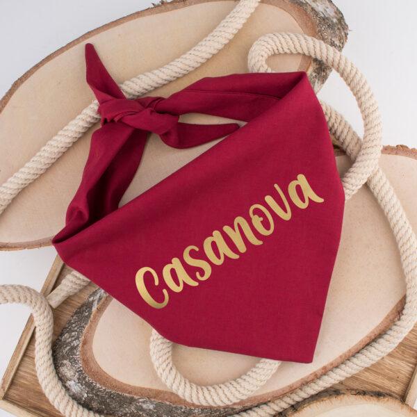casanova, hondenbandana, bandana, hond, sjaal